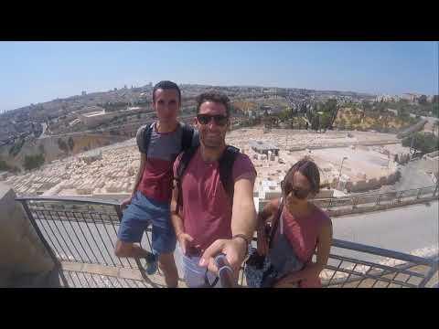 Road Trip Israël / Palestine / Jordanie