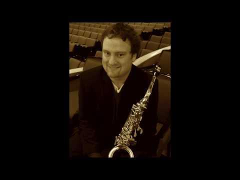 Sonata for Alto Saxophone and Piano II - La follia nuova: a lament for George Cacioppo