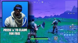 How to get free this Skin without PS plus!?!? Fortnite #3