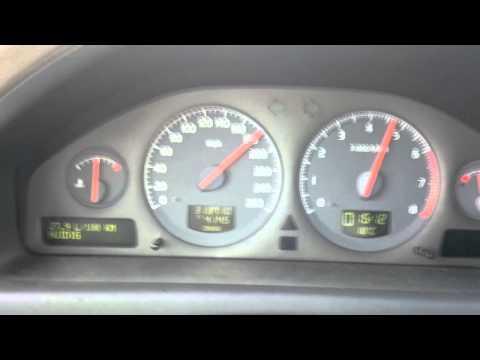 Volvo S80 2.4 170PK 1999 STOCK 120-220 km/h