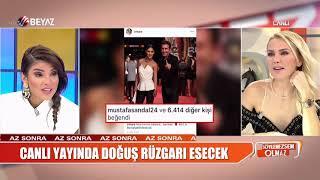Irmak Ünal ile Mustafa Sandal sevgili mi?