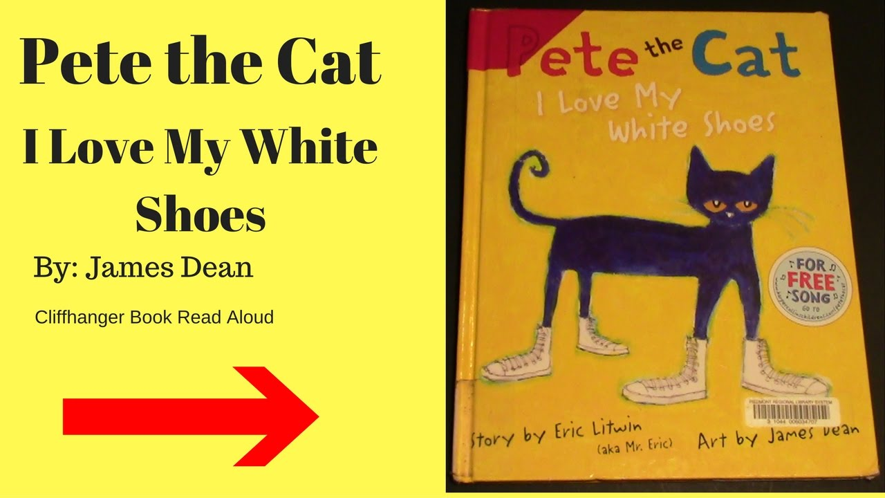 Pete The Cat I Love My White Shoes Pictures