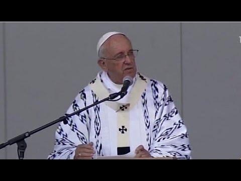 Il viaggio del Papa in Sudamerica