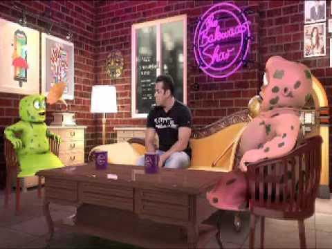 BAJARANGI BHAIJAN | The Bakwaas Show With Salman Khan
