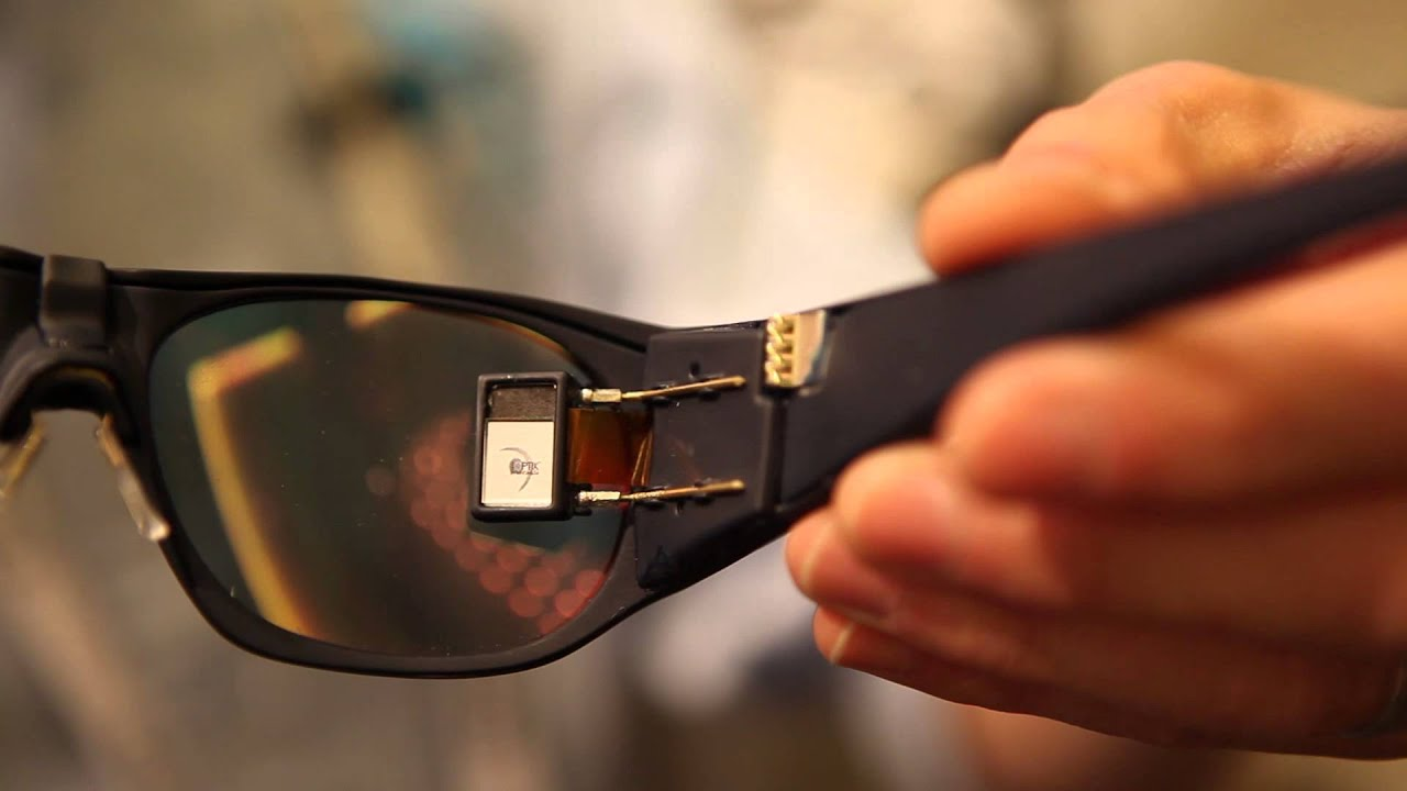Innovega Takes Augmented Reality Beyond Google Glass By ...