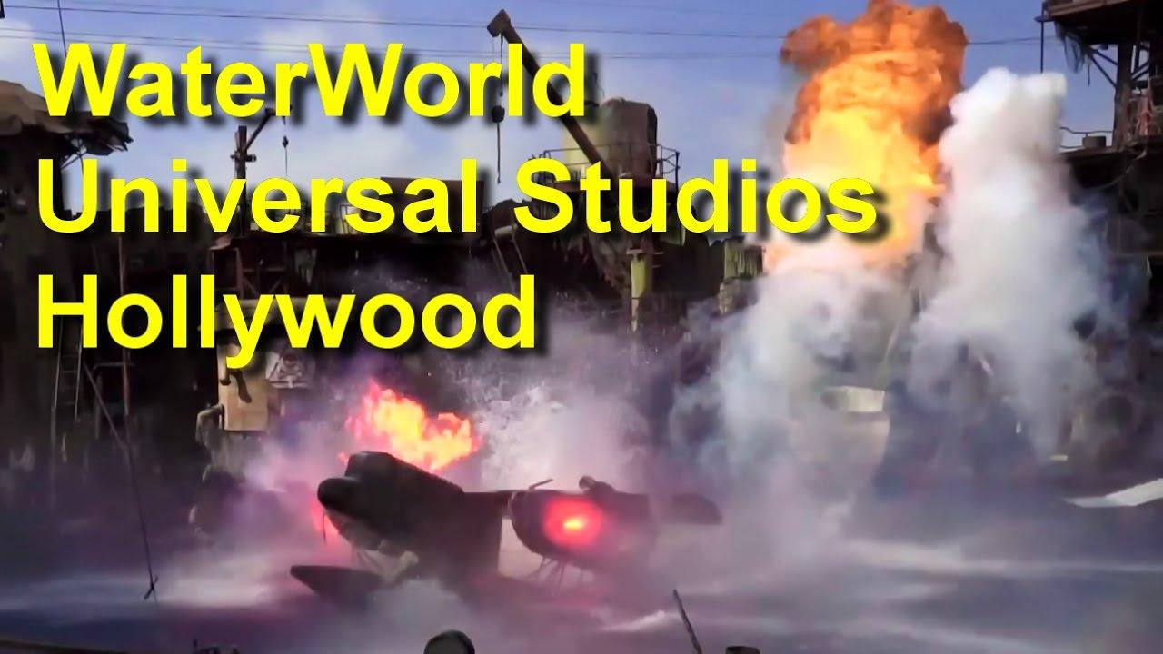 Download WaterWorld Stunt Show at Universal Studios Hollywood HD 1080p