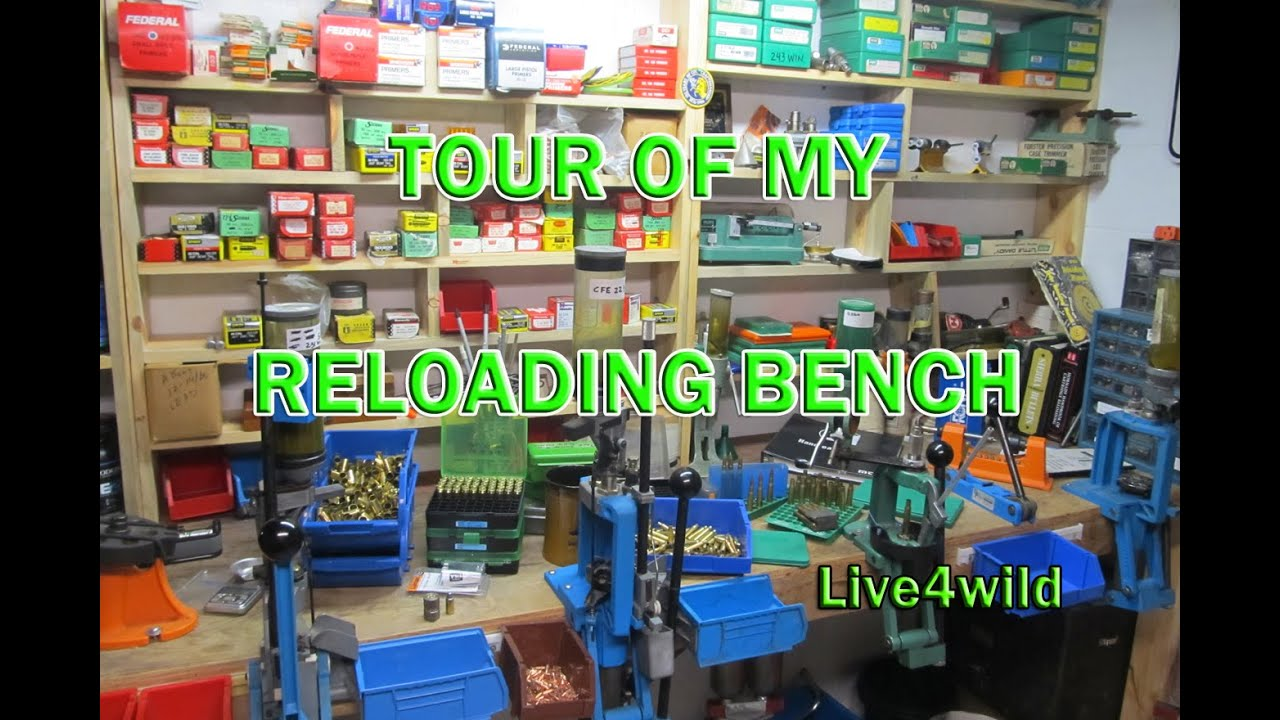 Reloading Bench Youtube