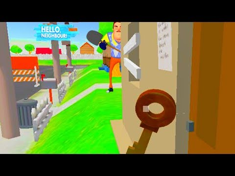 Hello Scary Neighbor House | Hello of Neighbor - New Android Game Hello Neighbor