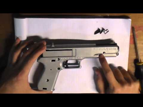 Assembly and Break Down Marksman Repeater