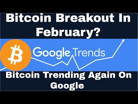 Crypto News | Bitcoin To Break Out In February? Bitcoin Trending Again On Google!