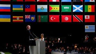 ЧМ-2026 по футболу пройдет в трех странах