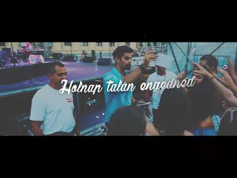 Freddie - Nincsen holnap - Official Music Video