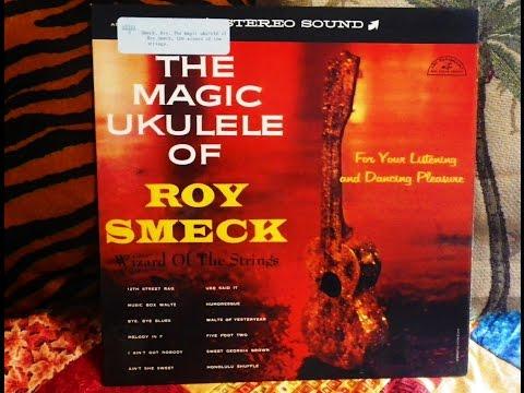 #17 Hawaiian music records: Roy Smeck, etc.