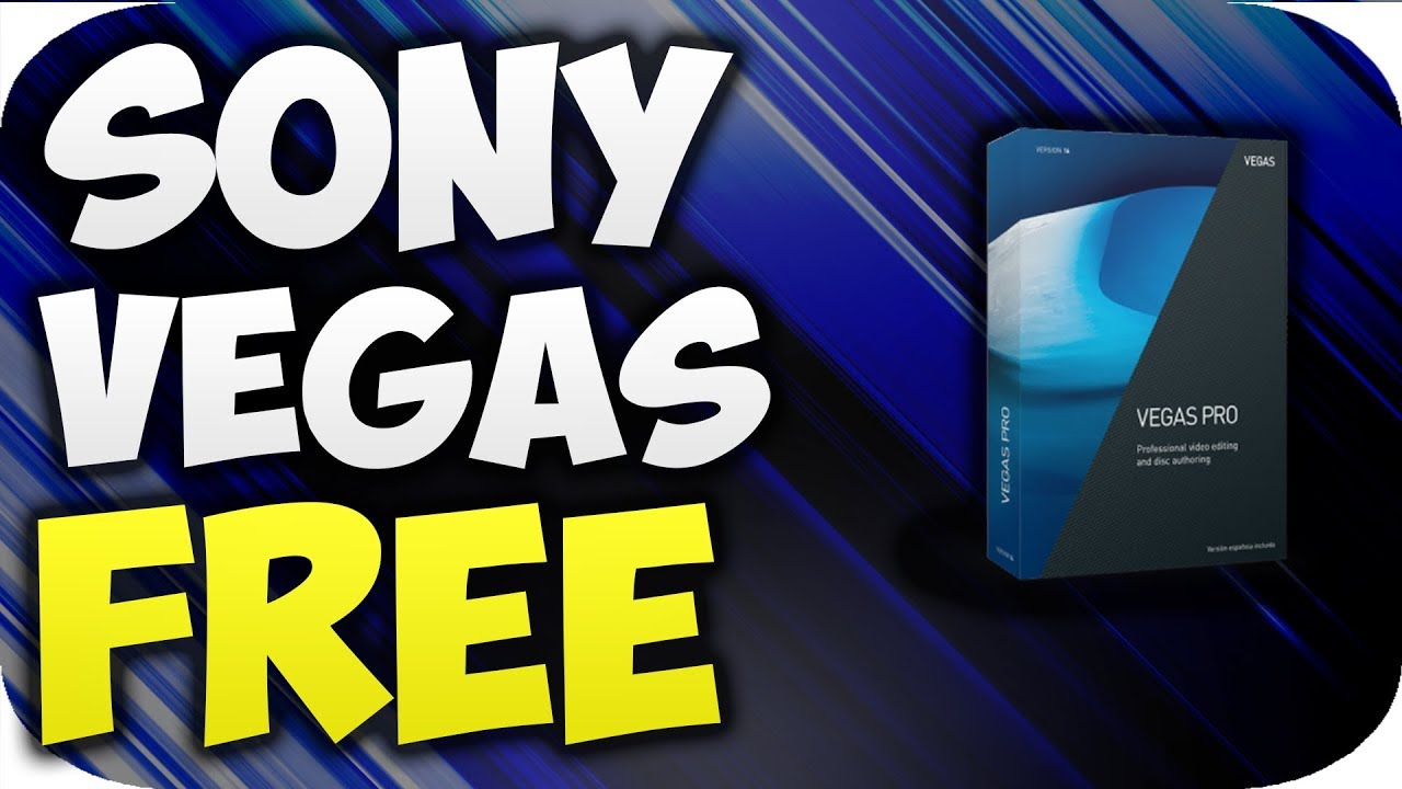 how to download sony vegas pro 15 for free