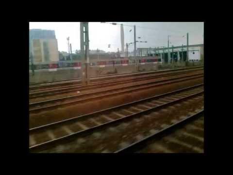 Trajet PARIS-CAEN. 2 mai 2014