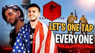 CS GO Danger Zone Battle Royale Funny moments highlights fails
