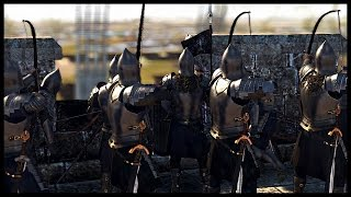 Gondor Under Siege - Epic Lord of the Rings Battle | Rise of Mordor Mod Gameplay