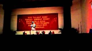 TALENT SHOW KOLEJ MATRIKULASI SELANGOR III (2011/2012)