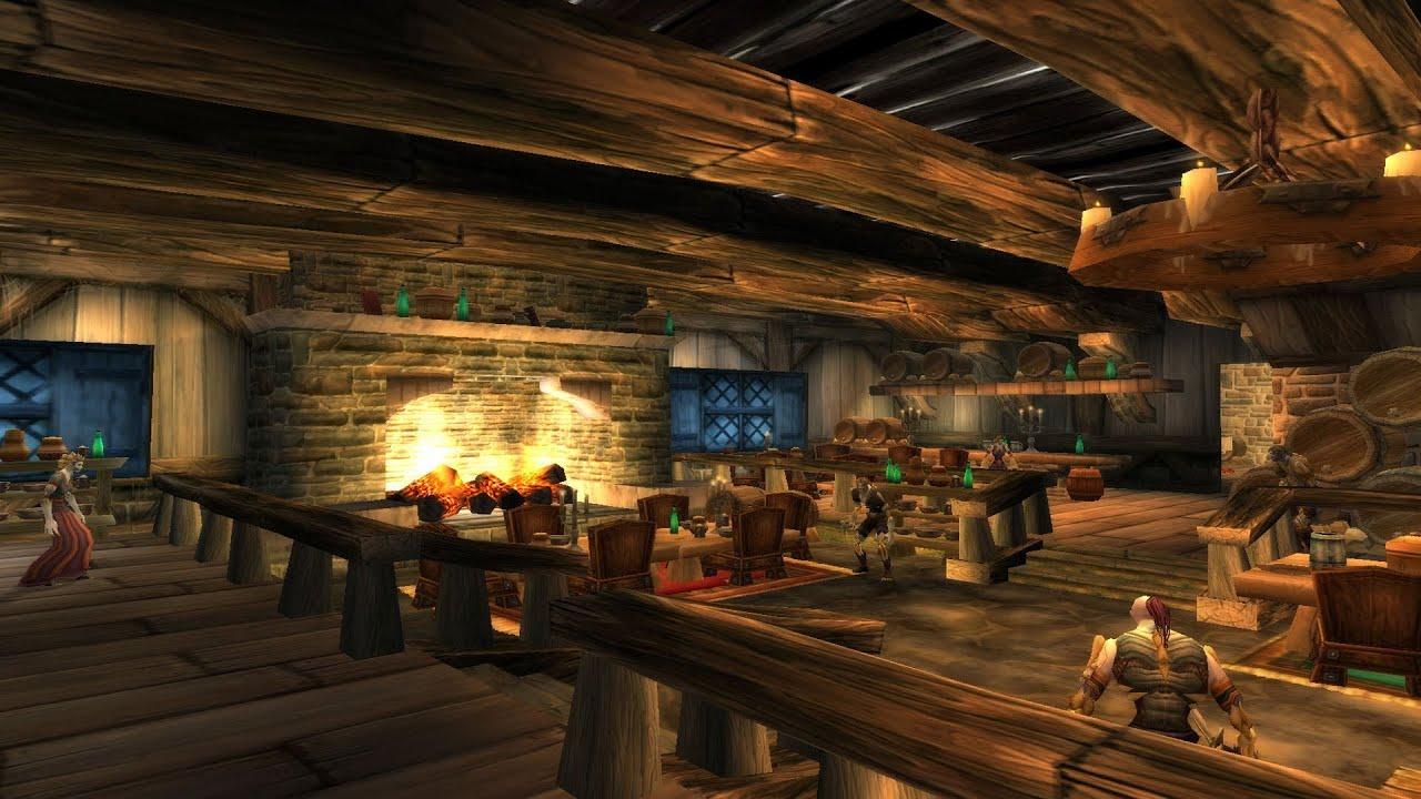 Undead Tavern In Brill - Original Wow Music - YouTube