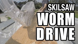 Skilsaw Heavy Duty Worm Drive Table Saw Review