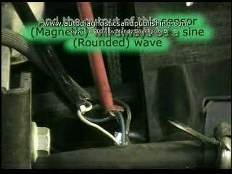2005 Toyota Sienna Wiring Diagram How To Test Crankshaft And Camshaft Sensors 2 Youtube