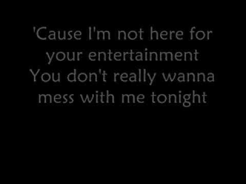 P!nk - U + Ur Hand [Lyrics]