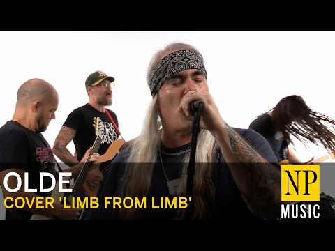OLDE cover Motorhead's 'Limb From Limb' for National Post Music