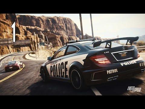 Need for Speed: Rivals - Walkthrough Part 1 Cop Career