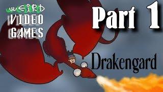 Weird Video Games - Drakengard (PS2) Part 1/2