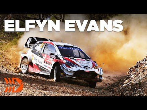 Elfyn Evans - WRC Rally Turkey SS5