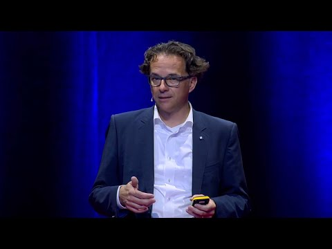 Why we should care who controls our health data | Reto Schegg | TEDxBasel