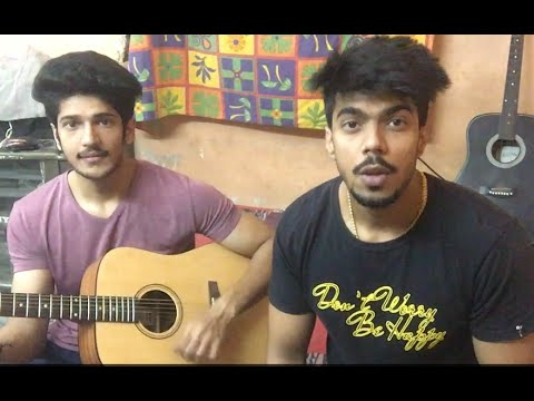 Haye mera dil - alfaaz || ON GUITAR || WITH RAP || PUNJABI SONG