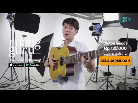Iqbaal Ramadhan Brand Ambassador Ruangguru Youtube