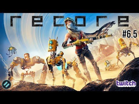 SELECT: ReCore #6.5 (I get really frustrated) - Full Twitch stream