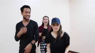 BLOOPERS Yasmeen Audi Choreo
