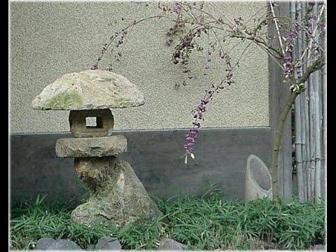 Cмотреть видео онлайн Оформление сада  Декор из камня своими руками