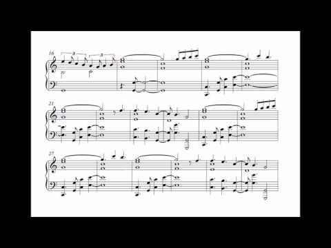 Aphex Twin - Goon Gumpas (Piano Cover with Sheet Music)