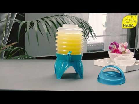Haba bv - Instruction video Rome water dispensor