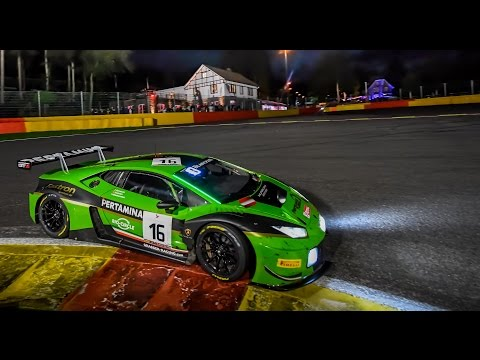 GRT 24h of Spa 2016