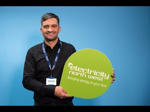 Switched On- Meet Stephen, system support analyst