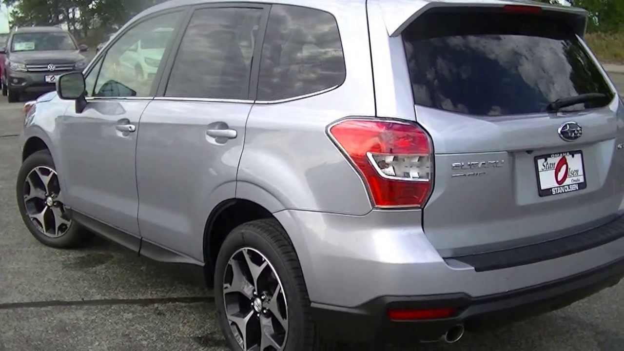 2014 subaru forester 2 0xt turbo charged premium package youtube. Black Bedroom Furniture Sets. Home Design Ideas