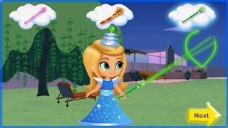 Сказка Принцесса Дракон Шиммер и Шайн Мультик игра для детей