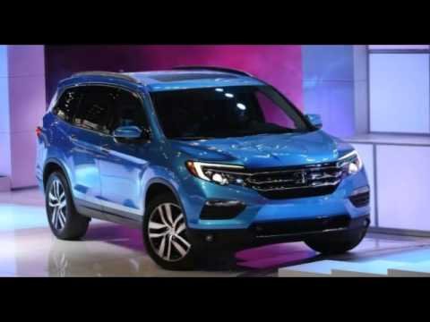 2017 Honda Pilot Redesign#honda pilot series - YouTube