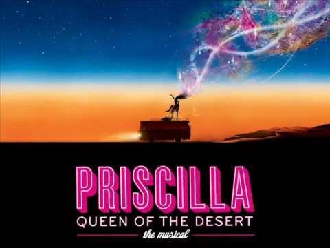 Original Cast Broadway-Priscilla Queen of Desert The Musical-It's Raining Men