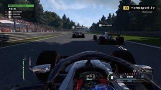 Découvrez F1 2018 à Spa-Francorchamps !