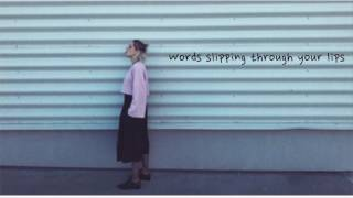 Emma Drobná - Words (Lyric Video)