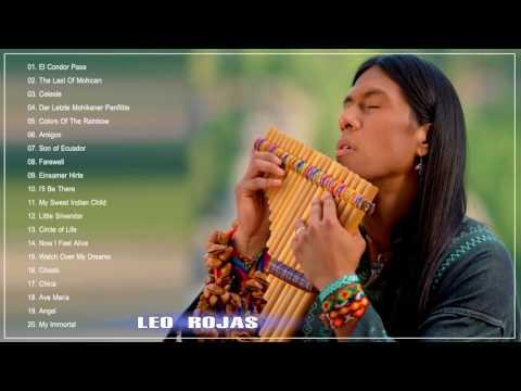 RELAXING MUSIC SOURCE FOR LEO ROJAS :Full Album 2017