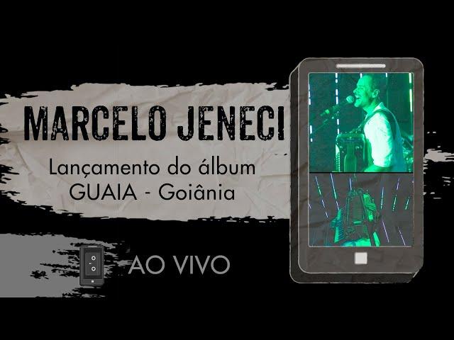 Marcelo Jeneci - Lançamento do Álbum