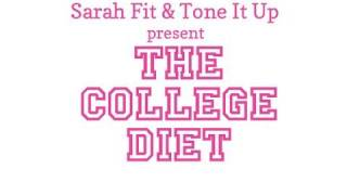 The College Fat Burning System