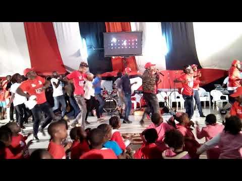 Generali in Nakuru during Hope Media Tour